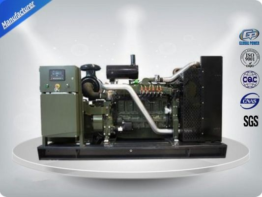 Çin Open Synchronous Natural Gas Powered Generators 6 Cylinders With Weichai Engine Tedarikçi