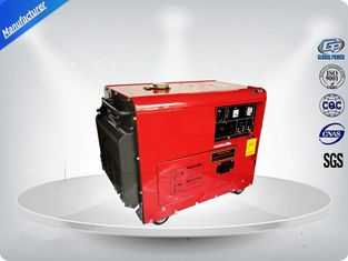 Çin Noise Proof Gasoline Generator Set 195 Kg 8.5-9.5 Kw / Kva For Commercial Tedarikçi