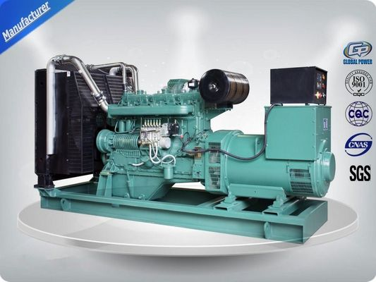 Superlative performance Electric Power Diesel Generator Set Support AC Rotating Exciter