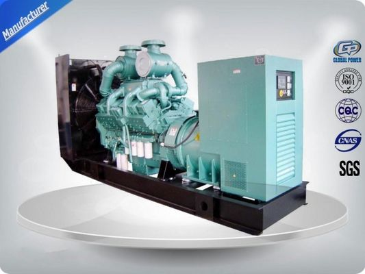 Çin High Efficiency 3 Phase Gas Generator Set Brushless Support All Power Distribütör