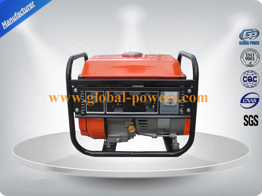 Çin Small Gasoline Genset 850 VA 50 HZ Single Phase Strong Power with Low Noise and Low Fuel Consumption Distribütör
