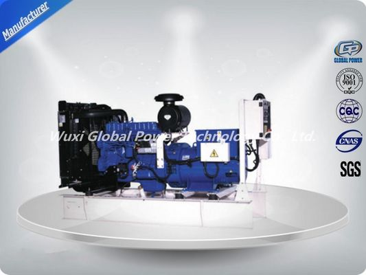 Çin 3 Phases 4 Wires Perkins Soundproof Diesel Generator Set 250 KVA 50HZ High Efficient Distribütör
